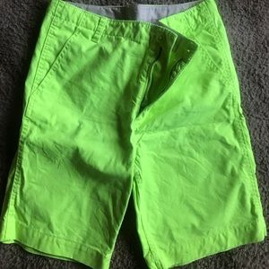 Handsome shorts for your young man!